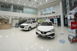 Sharayu Toyota, Morgaon Road, Baramati
