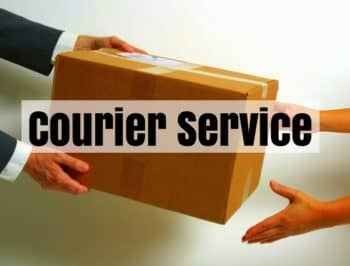 The Professional Couriers, Station Road, Baramati